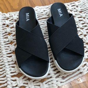 Black MIA Slides